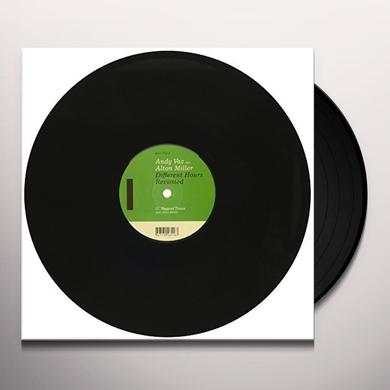 Andy Vaz DIFFERENT HOURS REVISITED (EP) Vinyl Record