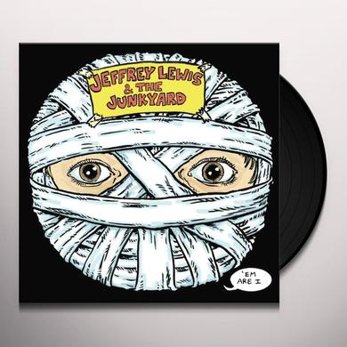 Jeffrey Lewis & Junkyard EM ARE I Vinyl Record