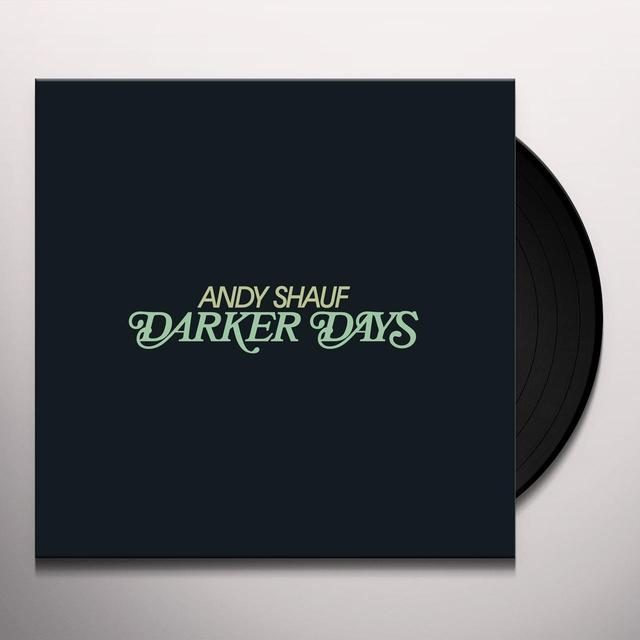 Andy Shauf DARKER DAYS Vinyl Record