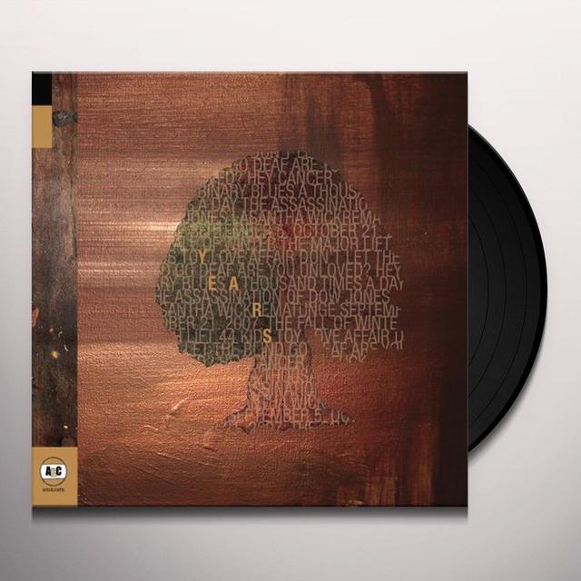 YEARS Vinyl Record