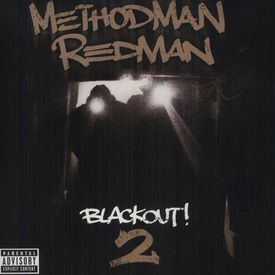 Method Man / Redman BLACKOUT 2 Vinyl Record