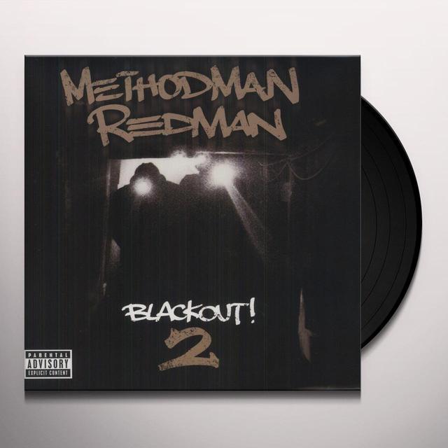 Method Man / Redman BLACKOUT 2 Vinyl Record