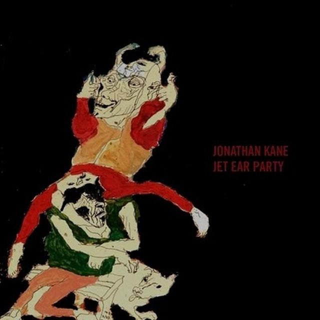 Jonathan Kane JET EAR PARTY (Vinyl)