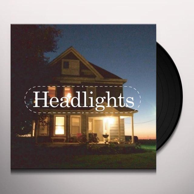 Headlights REMIXES (BONUS TRACK) Vinyl Record - Digital Download Included, Limited Edition, 180 Gram Pressing