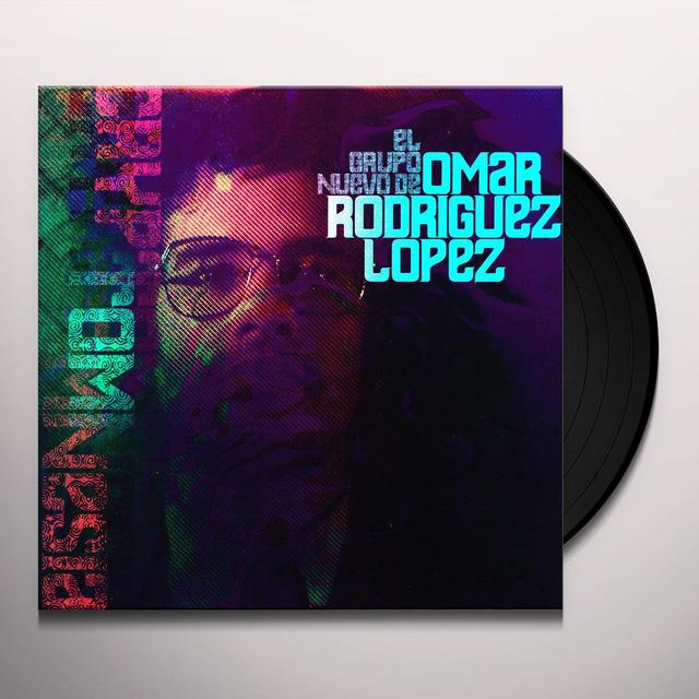 Omar Rodriguez Lopez CRYPTOMNESIA Vinyl Record - Digital Download Included
