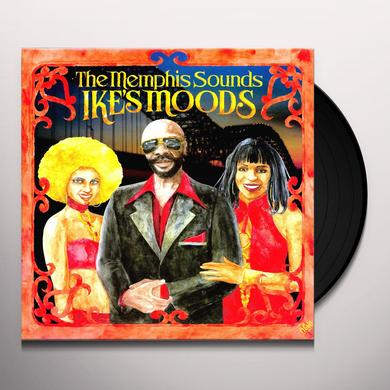 Memphis Sounds IKE'S MOODS Vinyl Record