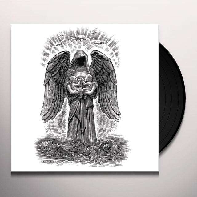 Ocean PANTHEON OF THE LESSER (WHITE) Vinyl Record - 200 Gram Edition, Special Packaging