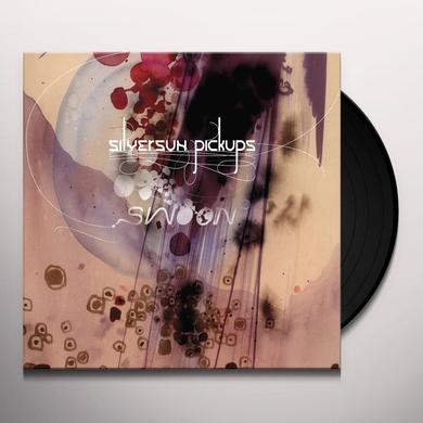 Silversun Pickups SWOON (LARGE TEE) Vinyl Record - Limited Edition, 180 Gram Pressing, Shirt Included, Digital Download Included