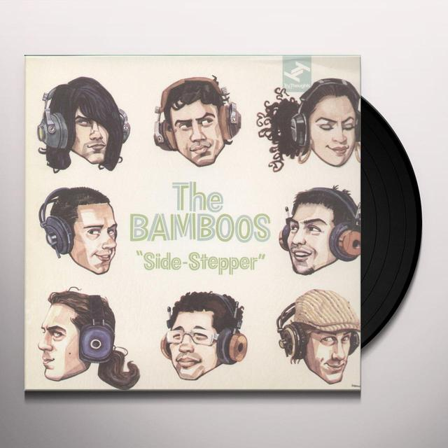 Bamboos SIDE STEPPER Vinyl Record