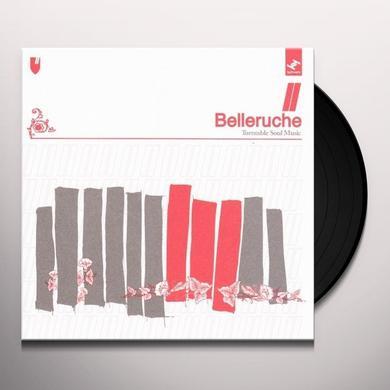 Belleruche TURNTABLE SOUL MUSIC Vinyl Record
