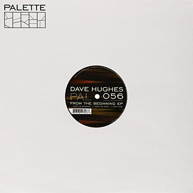 Dave Hughes FROM THE BEGINNING (EP) Vinyl Record