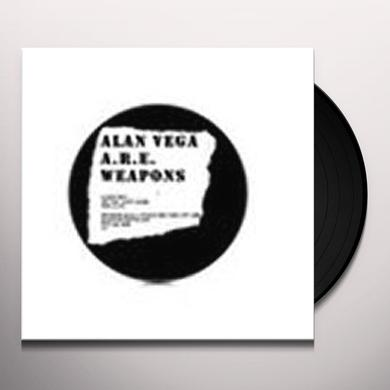 Alan / A.R.E. Weapons Vega SEE THA LIGHT / WAR (EP) Vinyl Record