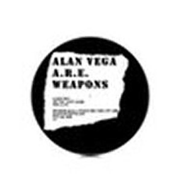 Alan / A.R.E. Weapons Vega SEE THA LIGHT / WAR Vinyl Record