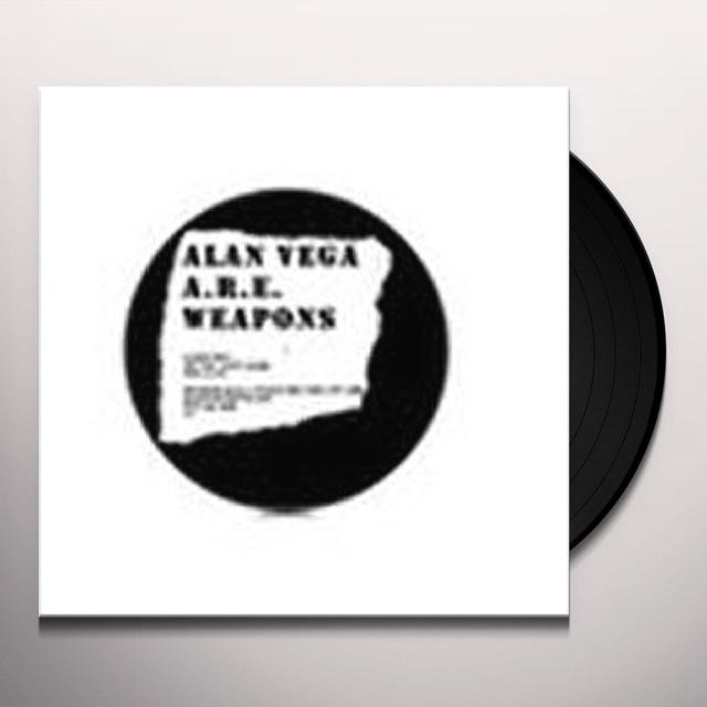 Alan / A.R.E. Weapons Vega SEE THA LIGHT / WAR (EP) Vinyl Record