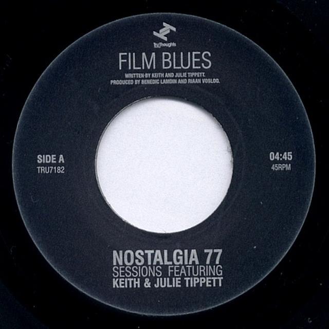 Nostalgia 77 FILM BLUES / RAINCLOUDS Vinyl Record