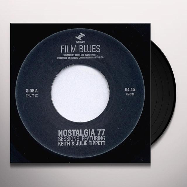 Nostalgia 77 FILM BLUES / RAINCLOUDS Vinyl Record