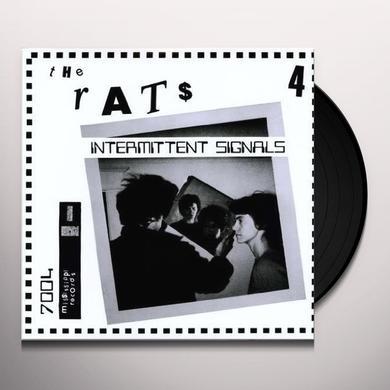 Rats INTERMITTENT SIGNALS Vinyl Record