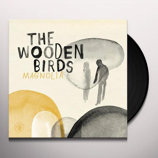 Wooden Birds MAGNOLIA Vinyl Record - Digital Download Included