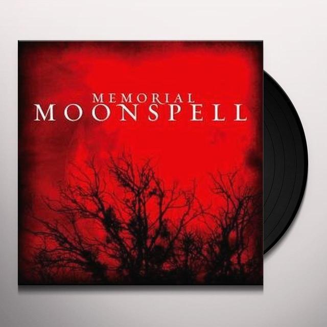 Moonspell MEMORIAL (BONUS TRACK) Vinyl Record - Deluxe Edition