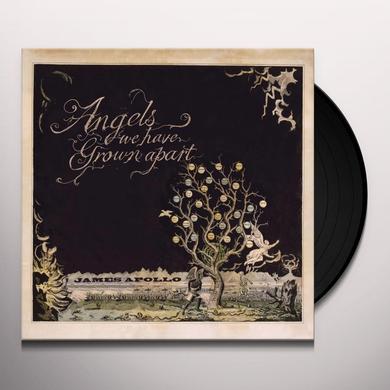 James Apollo ANGELS WE HAVE GROWN APART Vinyl Record