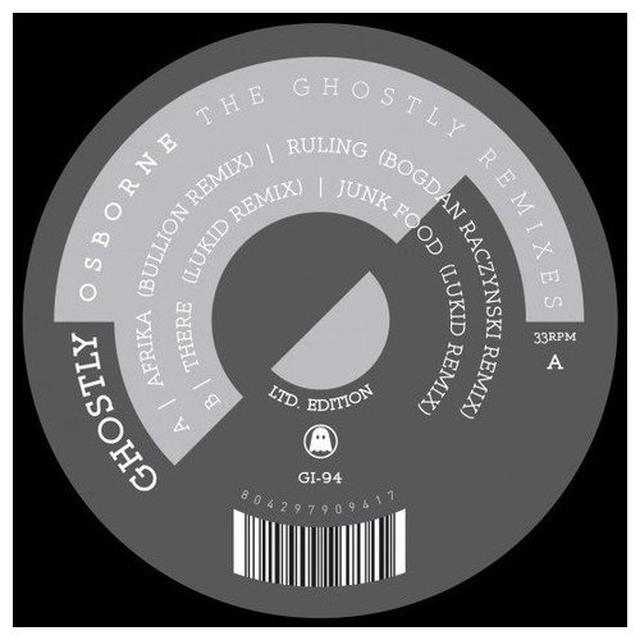 Osborne HOVERCRAFTING Vinyl Record