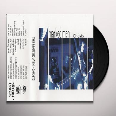 Marked Men GHOSTS Vinyl Record