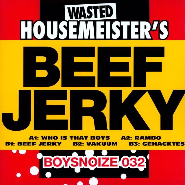 Housemeister BEEF JERKY (EP) Vinyl Record