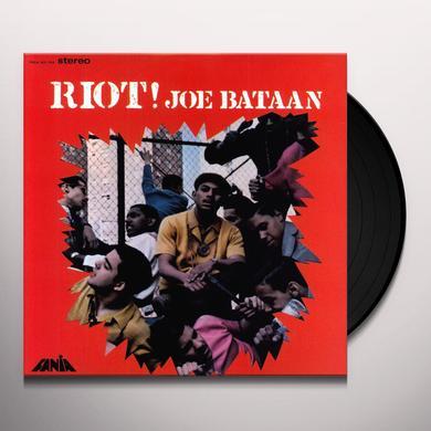 Joe Bataan RIOT Vinyl Record