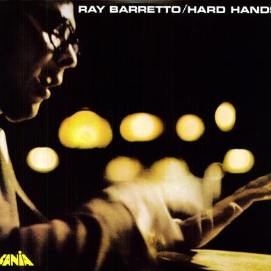 Ray Barretto HARD HANDS Vinyl Record