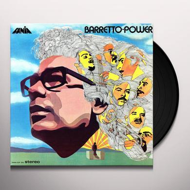 Ray Barretto BARRETTO: POWER Vinyl Record