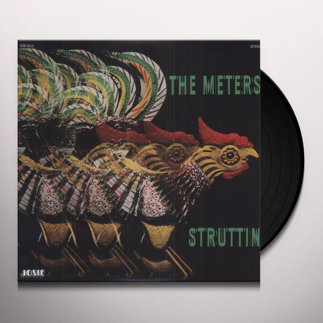 Meters STRUTTIN Vinyl Record - 180 Gram Pressing