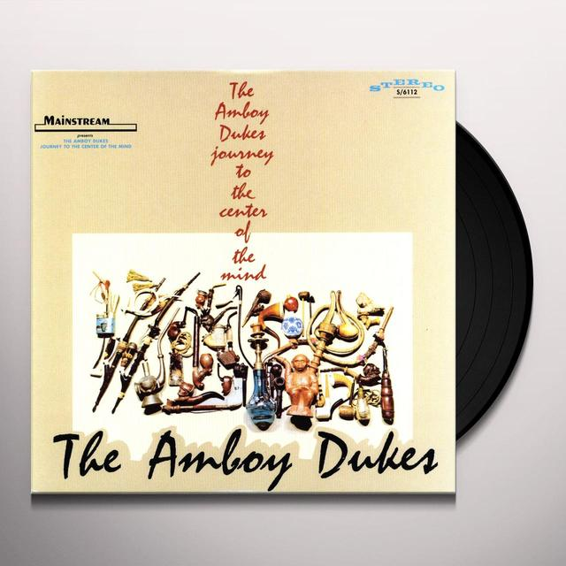 Amboy Dukes JOURNEY TO THE CENTER OF THE MIND Vinyl Record