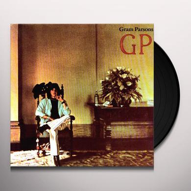 Gram Parsons GP Vinyl Record