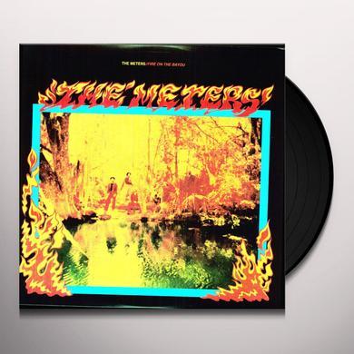 Meters FIRE ON THE BAYOU Vinyl Record - 180 Gram Pressing