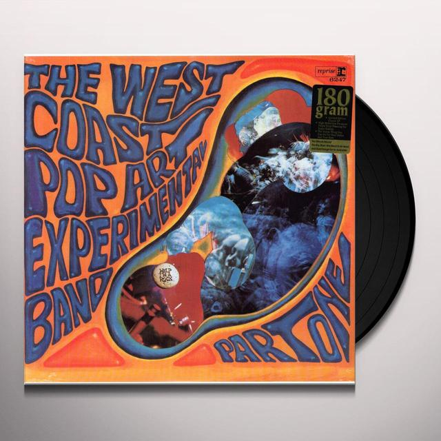 The West Coast Pop Art Experimental Band PART ONE Vinyl Record - 180 Gram Pressing
