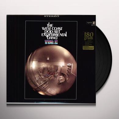 The West Coast Pop Art Experimental Band VOLUME 2 Vinyl Record - 180 Gram Pressing