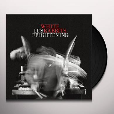 White Rabbits IT'S FRIGHTENING Vinyl Record