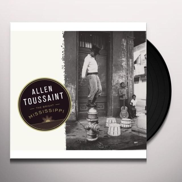 Allen Toussaint BRIGHT MISSISSIPPI Vinyl Record - 180 Gram Pressing