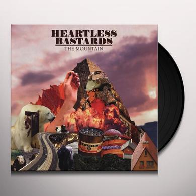 Heartless Bastards MOUNTAIN Vinyl Record - 180 Gram Pressing