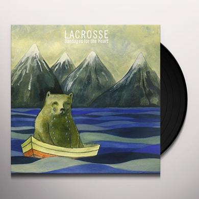Lacrosse BANDAGES FOR THE HEART Vinyl Record