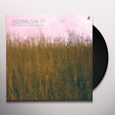 Nostalgia 77 EVERYTHING UNDER THE SUN Vinyl Record