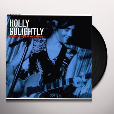 Holly Golightly DOWN GINA'S AT 3 Vinyl Record