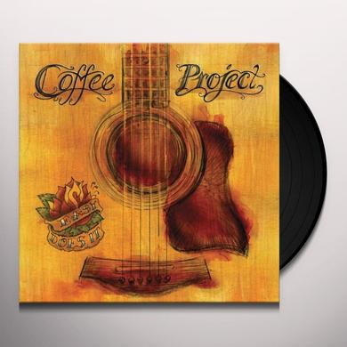 Coffee Project EASY DOES IT Vinyl Record