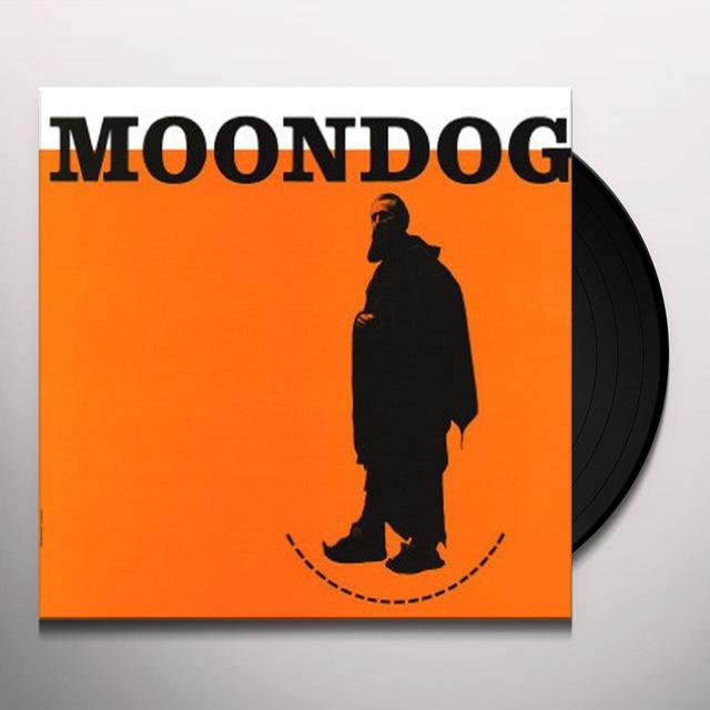 MOONDOG Vinyl Record - 180 Gram Pressing