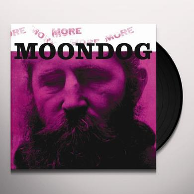 MORE MOONDOG Vinyl Record - 180 Gram Pressing