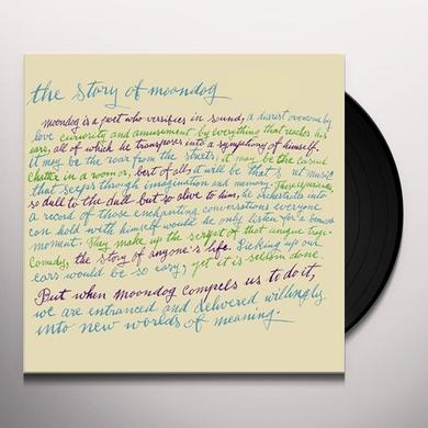 STORY OF MOONDOG Vinyl Record - 180 Gram Pressing
