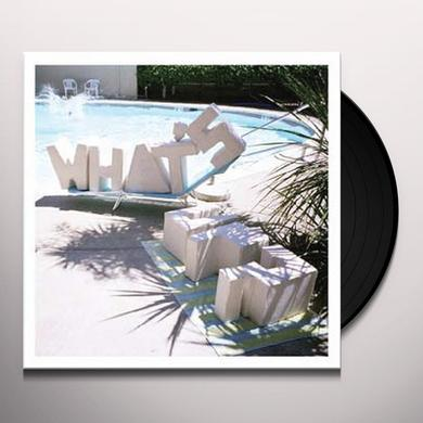What'S Up CONTENT IMAGINATION Vinyl Record