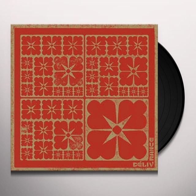 Hawk & A Hacksaw DELIVERANCE Vinyl Record