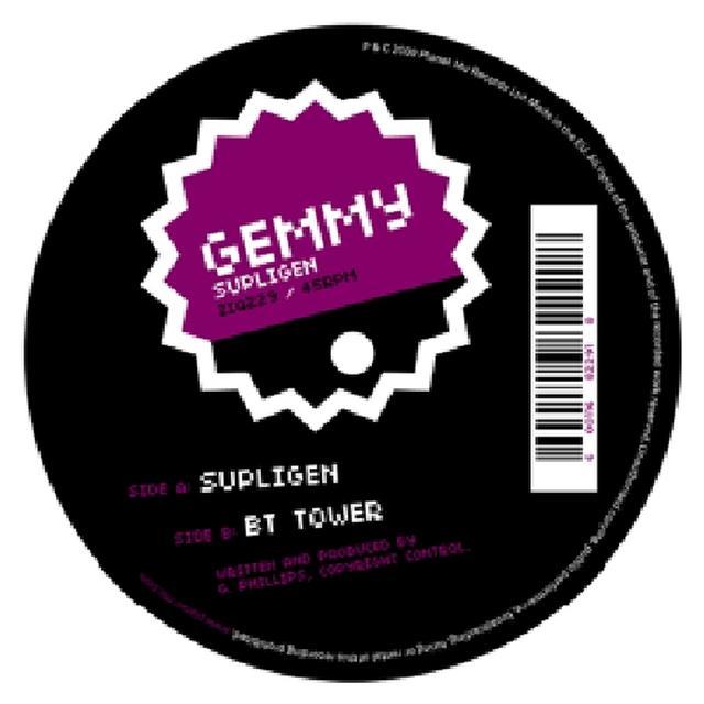 Gemmy SUPLIGEN Vinyl Record