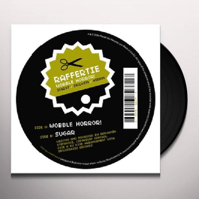 Raffertie WOBBLE HORROR Vinyl Record